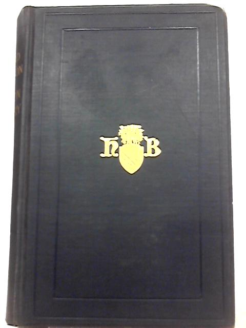 The Second Recension of the Quignon Breviary, Following an edition printed at Antwerp in 1537 and collated with Twelve Other editions to Which is Prefixed a Handlist of Editions of the First and Secon By J. Wickham Legg
