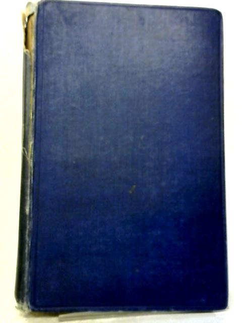 Studies In Statesmanship By David Churchill Somervell