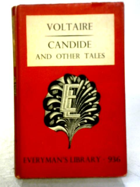 Candide And Other Tales By Voltaire