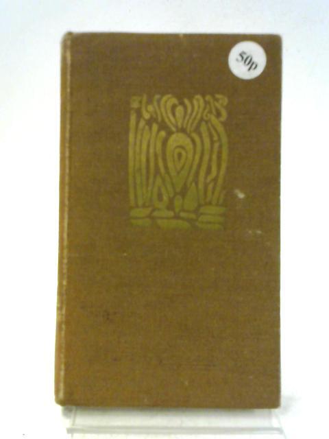 Edward Garnett By H. E Bates