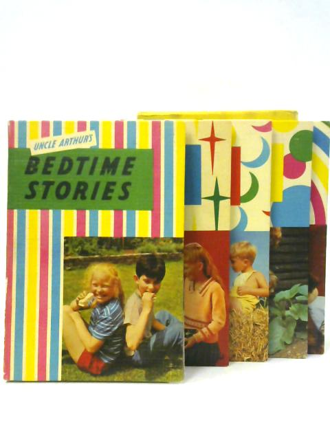 Uncle Arthur's Bedtime Stories - 26th to the 30th Series (Boxed Set of 5 books) By Arthur S. Maxwell