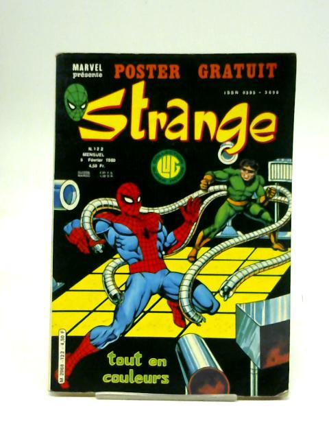 Strange: Tout en Couleurs N. 122 By Unstated