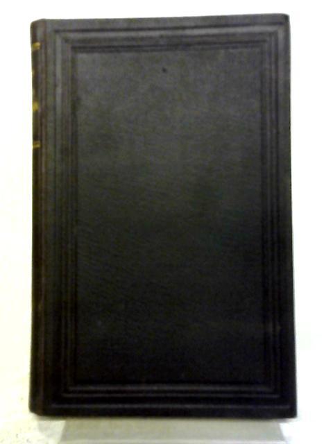 Briefe Alexander's Von Humboldt An Seinen Bruder Wilhelm By Alexander von Humboldt