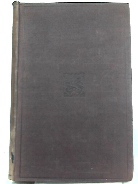 British Finance During and After the War 1914-21 By A. W. Kirkaldy (Ed.)