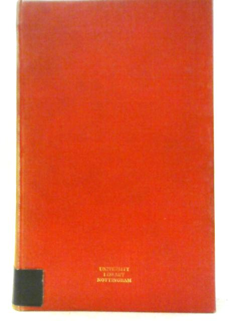 Industrial Fluctuations By A.C. Pigou