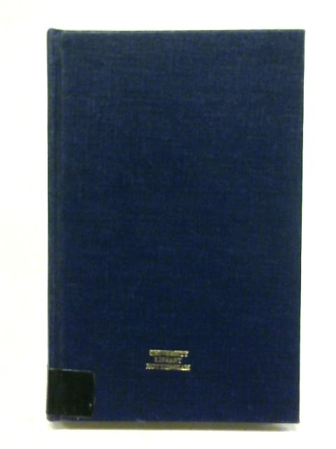 A History Of Wymeswold By Sidney Pell Potter