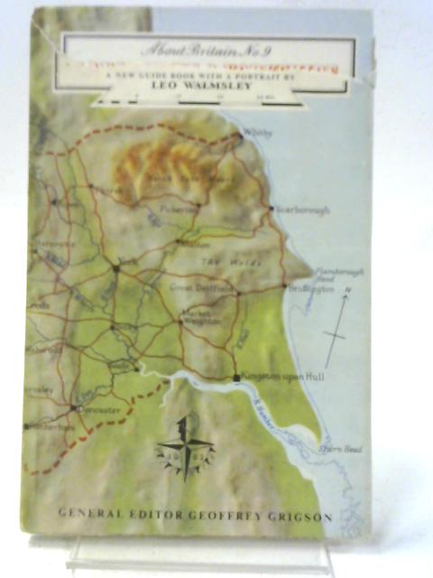 Lancashire and Yorkshire By Leo Walmsley