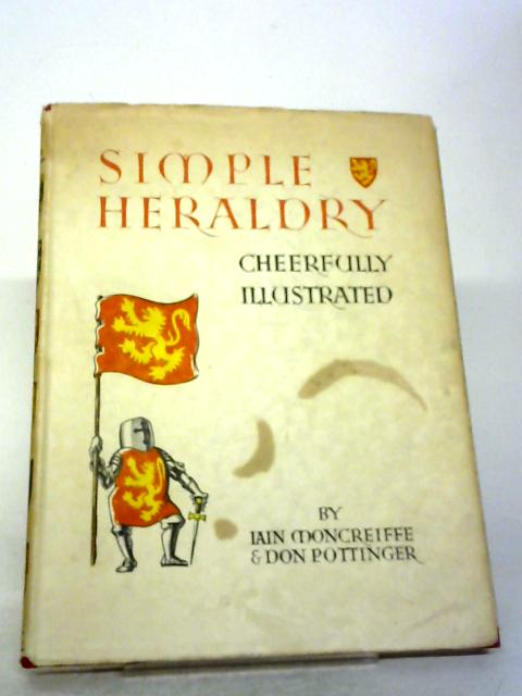 Simple Heraldry Cheerfully Illustrated By Iain Moncrieffe