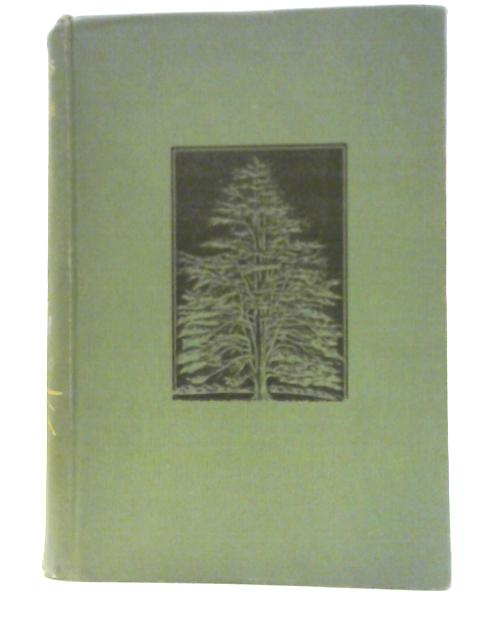 Trees and Shrubs Hardy in the British Isles. A-K Volume 1 By W. J. Bean