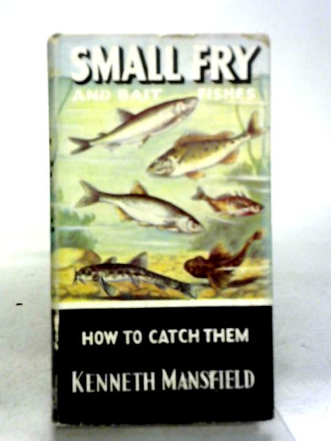 Small Fry And Bait Fishes: How To Catch Them by K Mansfield