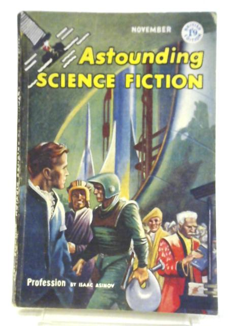 Astounding Science Fiction, Vol. XIII by