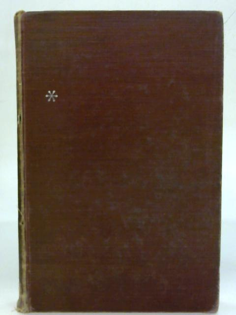 The Achievement of Samuel Johnson. By W. Jackson Bate