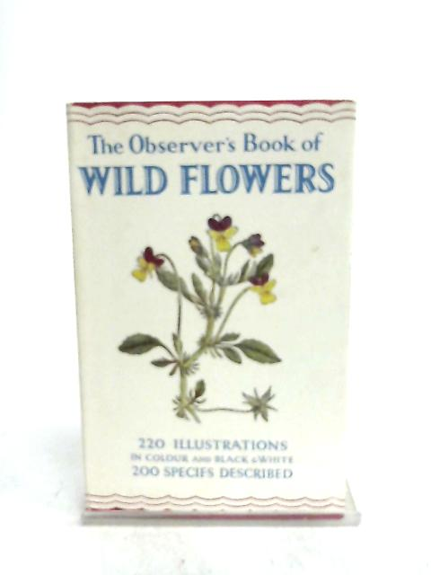 Observer/'s Book of Wild Flowers Observer/'s Pocket Hardback Book The Fast Free
