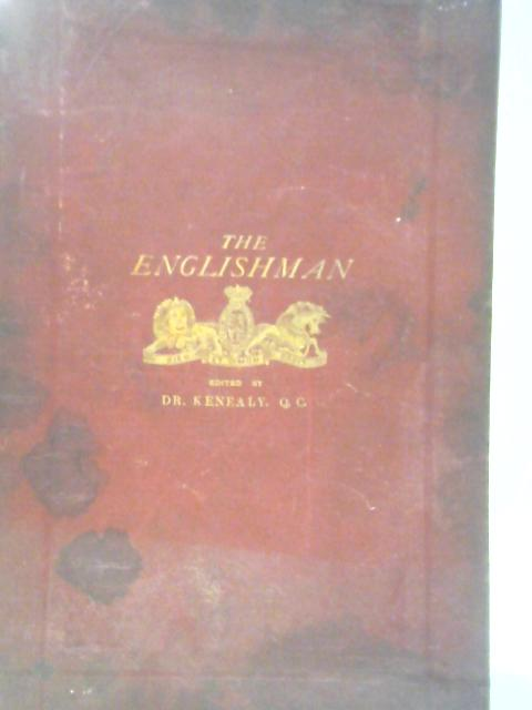 The Englishman - Vol II - Oct 10 1874, to April 3, 1875 by Dr Kenealy