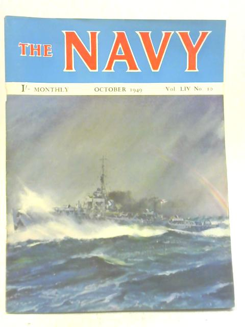 The Navy LIV No. 10 by Anon