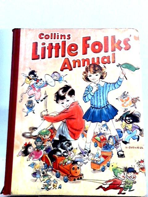 Collins Little Folks' Annual by Enid Blyton