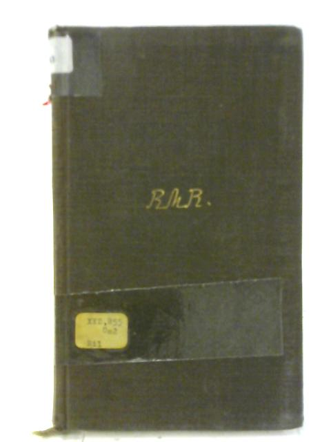 Das Studenbuch by Rainer Maria Rilke