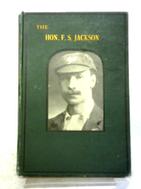 The Hon. F.s. Jackson By Percy Cross Standing