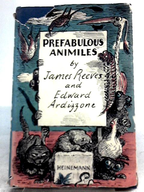 Prefabulous Animales By James Reeve, Edward Ardizzone
