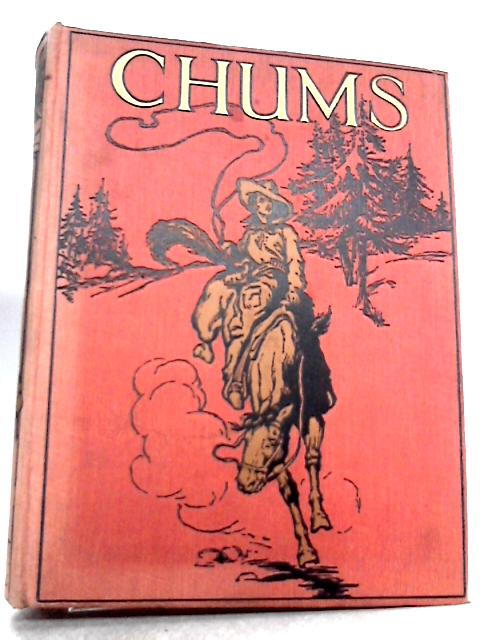 Chums 1923 By Various Authors