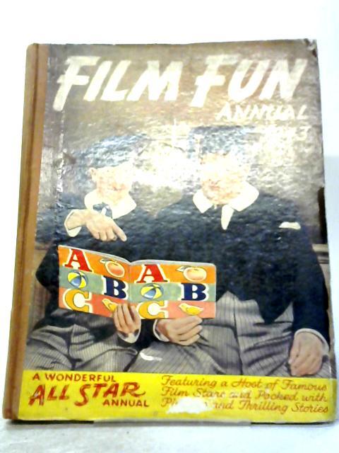 Film Fun Annual 1943 By Various