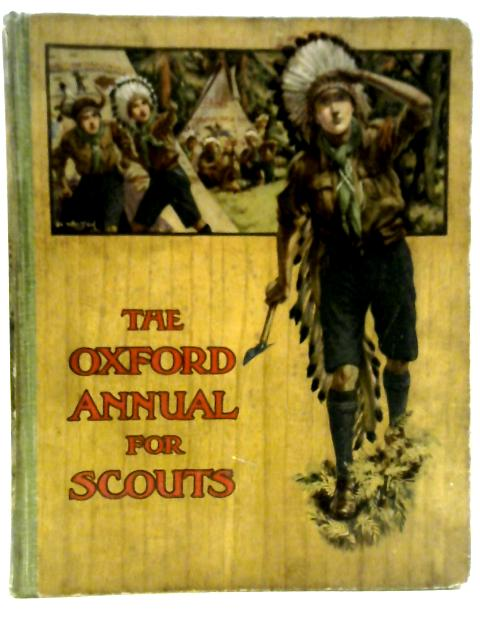 The Oxford Annual for Scouts By Herbert Strang