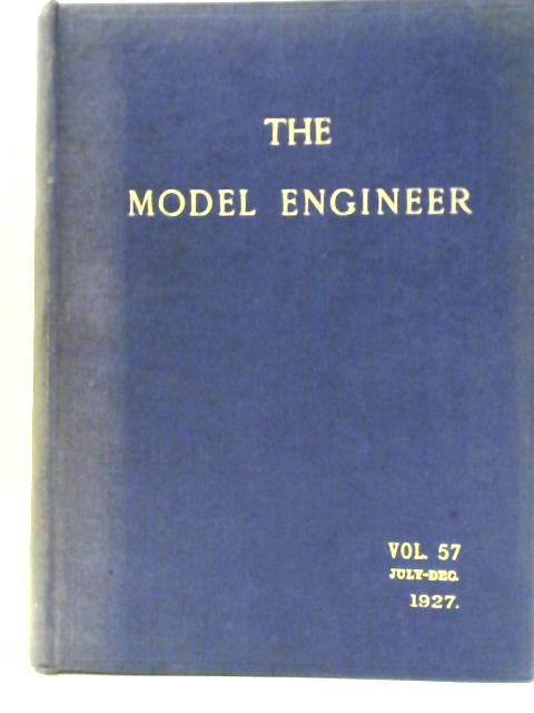 The Model Engineer Vol 57 Nos. 1365 - 1389 By Various