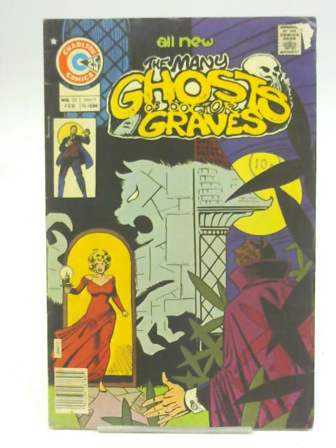 The Many Ghosts of Doctor Graves Vol 8 No 55(february 1976): Comic By Various