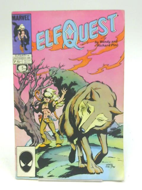 Elfquest (Epic) # 14 (Ref-568367348) By Marvel Comics