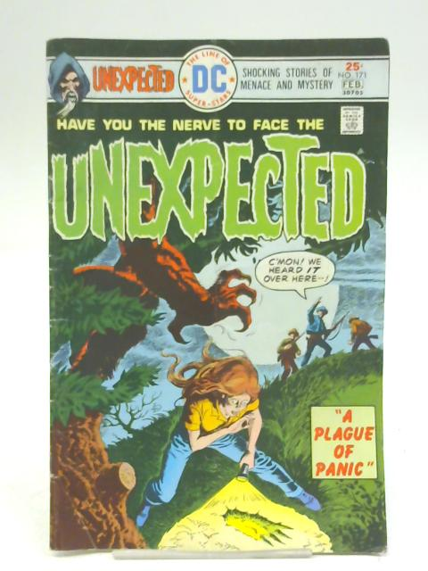 The Unexpected Vol. 21 #171 By George Kashdan