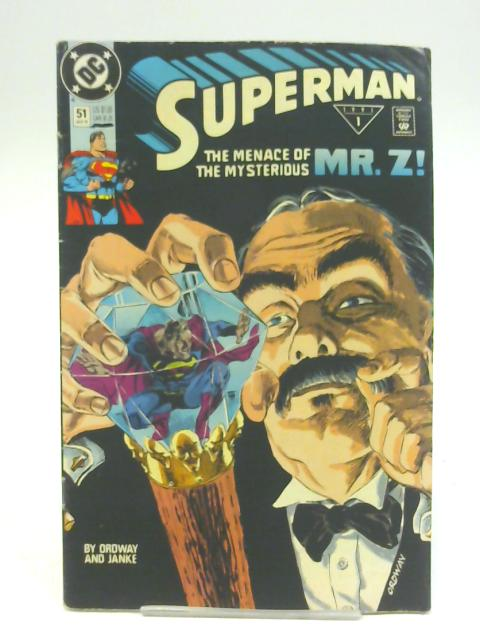 Superman #51 (January 1991) By DC Comics