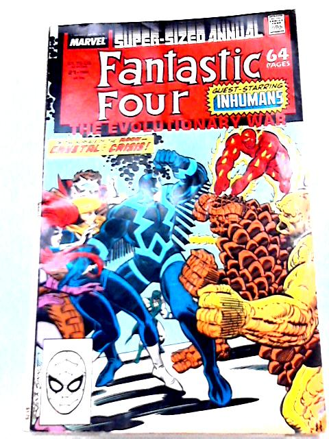 Fantastic Four Annual # 21 By Marvel Comics