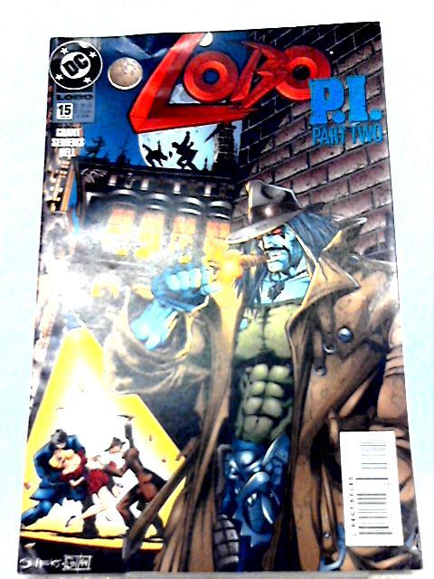 Lobo #15 (April 1995) By Alan Grant