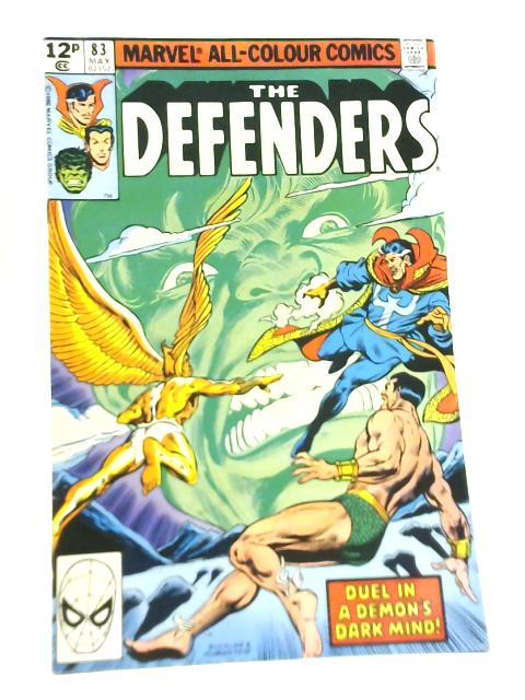 The Defenders Vol. 1 No 83 By Ed Hannigan