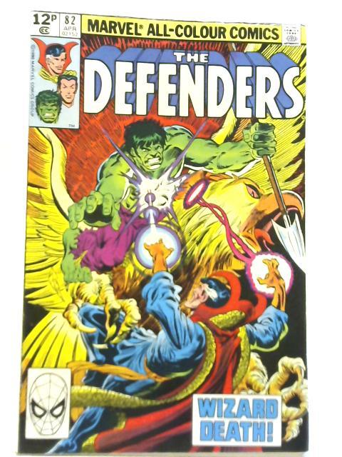 Defenders Vol 1 No 82 By Ed Hannigan