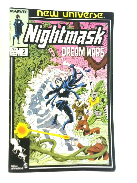 Nightmask No 3 By Cary Bates