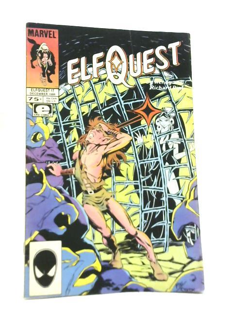 Elfquest Vol 2 No.17 By Archie Goodwin