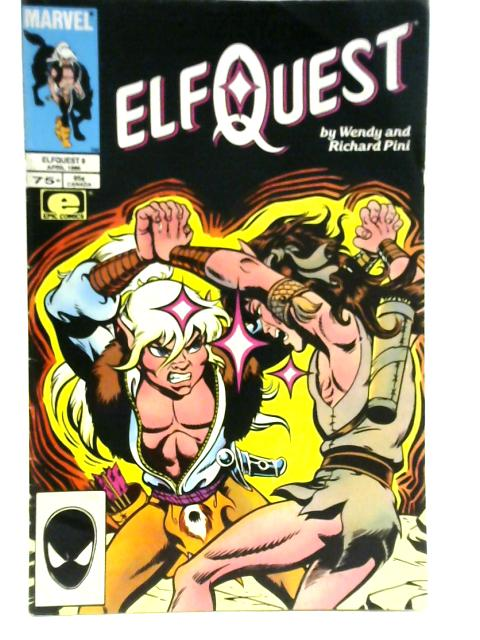 Elfquest No. 9 April 1986 By Wendy Pini