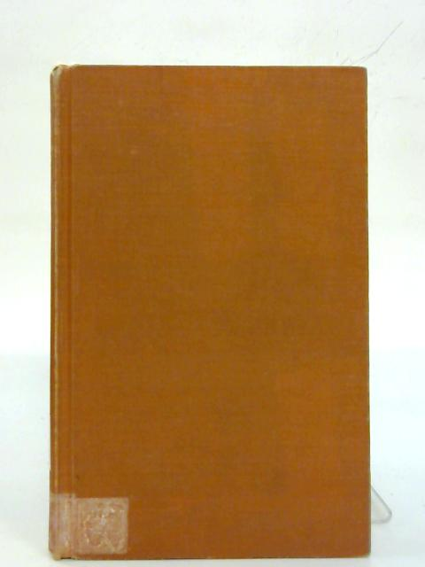 Aberystwyth Papers: International Politics, 1919-69. By Anon