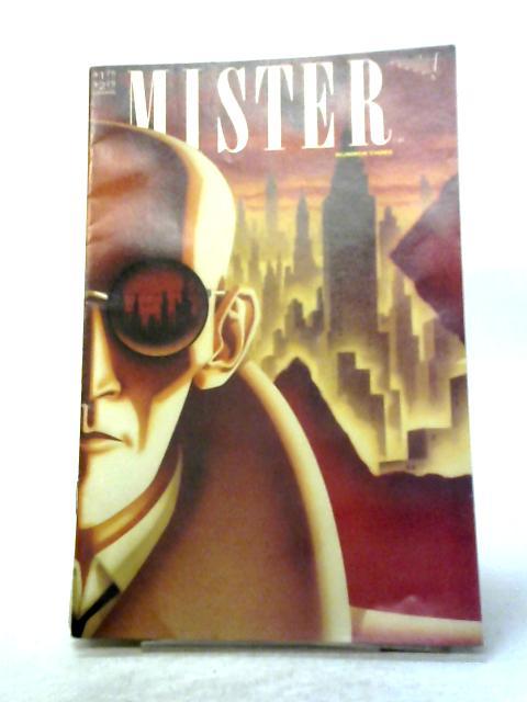 Mister X Vol 1 #3 By Dean Motter