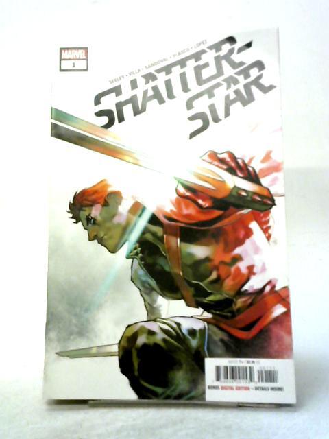 Shatterstar (2018 Ltd) # 1 (Ref902947309) By Marvel Comics