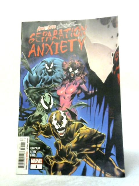 Absolute Carnage: Separation Anxiety #1 By Clay McCleod Chapman