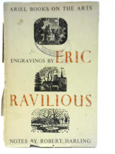 Notes on the Wood Engravings of Eric Ravilious By Robert Harling