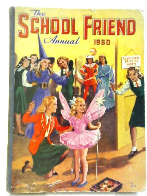 The School Friend Annual 1950 By The School Friend Annual