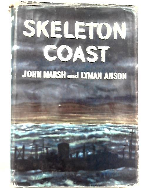 Skeleton Coast By John Marsh