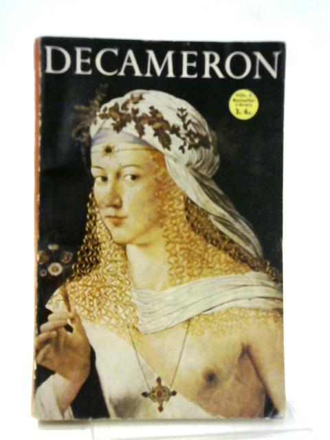 The Decameron Volume 2 By Giovanni Boccaccio