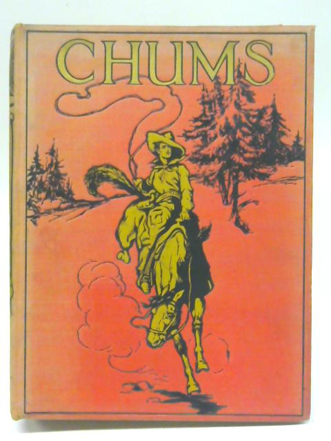 Chums annual 1918 By Unstated