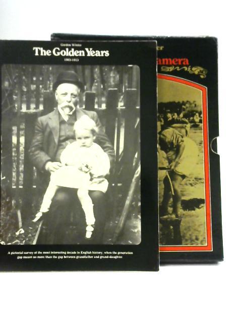 The Golden Camera Set of Three Books in Slipcase By Gordon Winter
