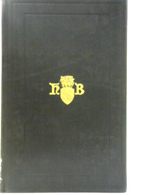 The Processional of the Nuns of Chester By J Wickham Legg