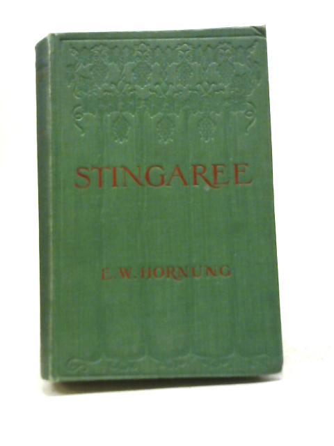 Stingaree By E. W. Hornung